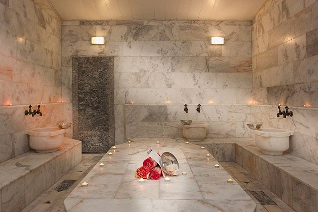 Modern Turkish Bath